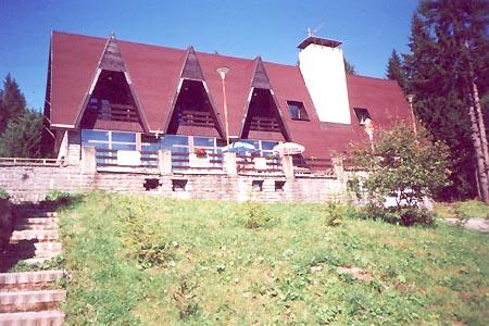 Penzion u Železné Rudy na Šumavě